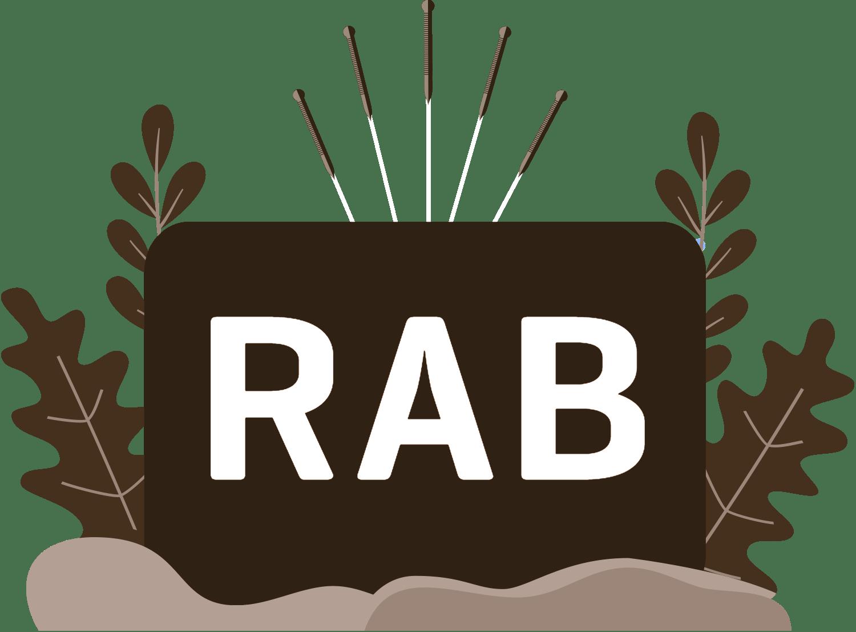 RAB Godkendt Akunktør og Zoneterapeut