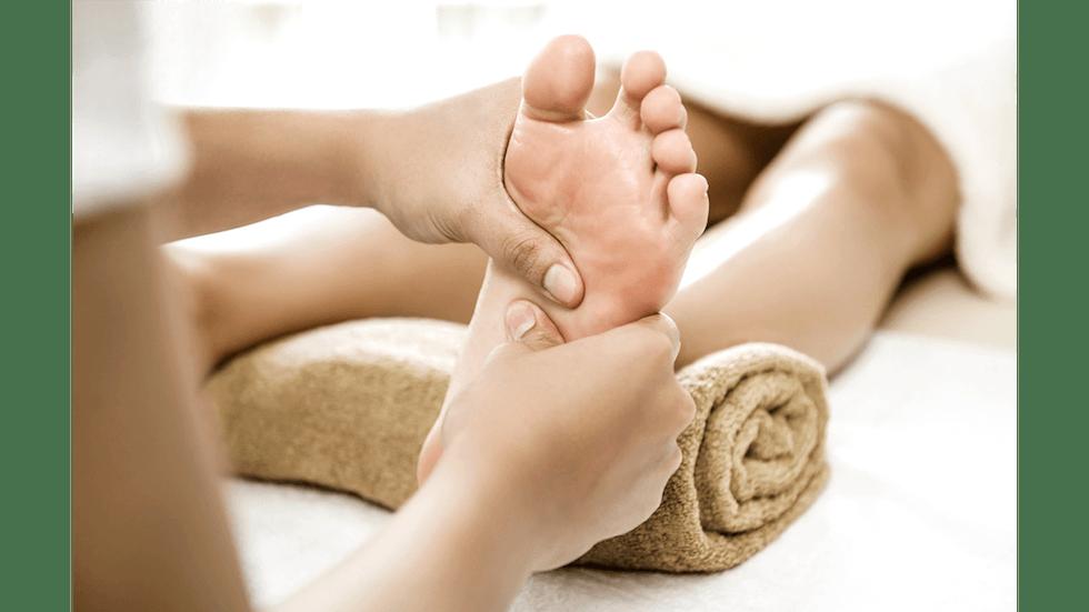 Zoneterapi behandling